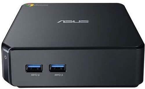 ASUS CHROMEBOX-M004U front
