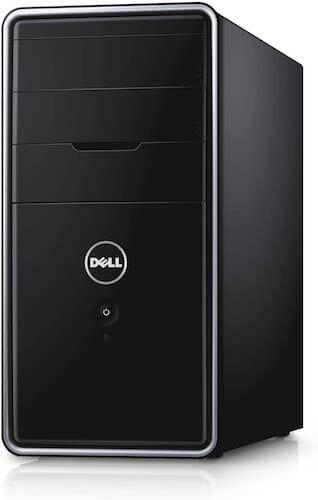 Dell Inspiron ports