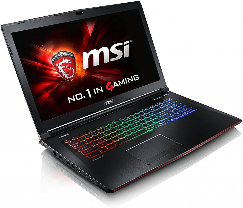 MSI GE72 Apache Pro-001 screen