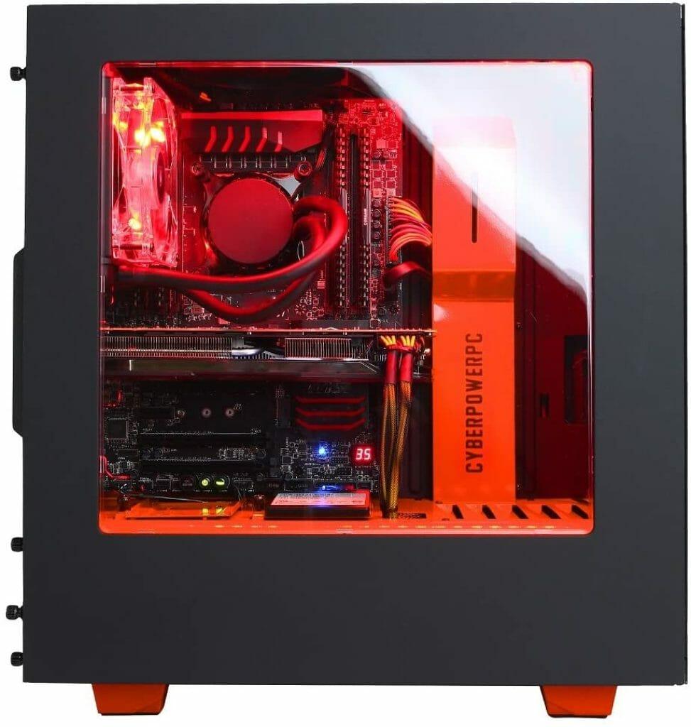 CYBERPOWERPC Gamer Supreme SLC8300A