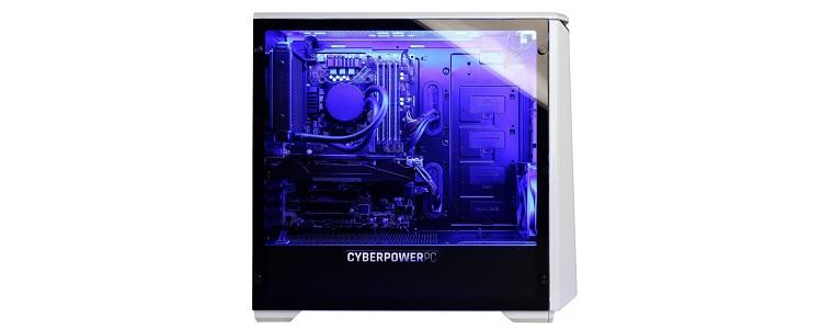 CYBERPOWERPC Gamer Panzer PVP3020LQ