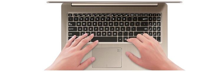 ASUS N580VD-DB74T keyboard