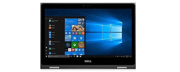 Dell Inspiron i5379-5043GRY-PUS screen
