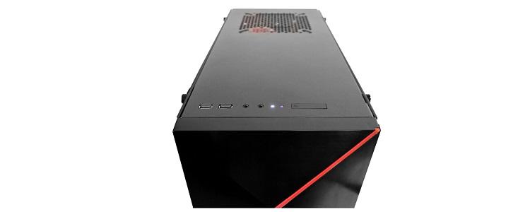 iBUYPOWER 9200 i7-8700K ports