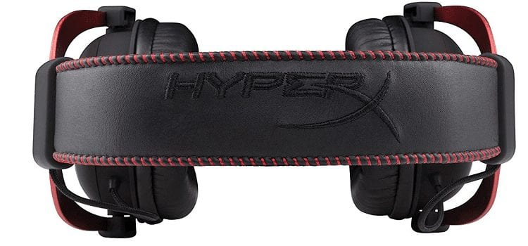 HyperX Cloud II Gaming Headset (KHX-HSCP-RD)