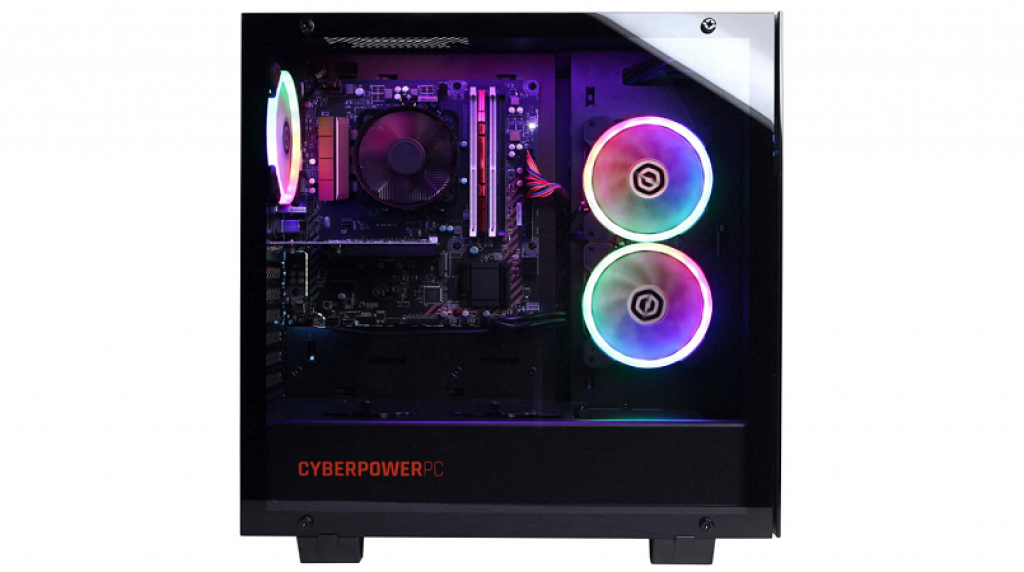 CYBERPOWERPC Gamer Master GMA1390A2