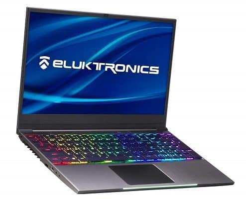 Eluktronics MECH-15 G2Rx screen