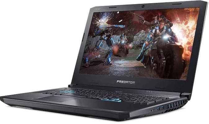 Acer Predator Helios 500 PH517-61-R0GX screen