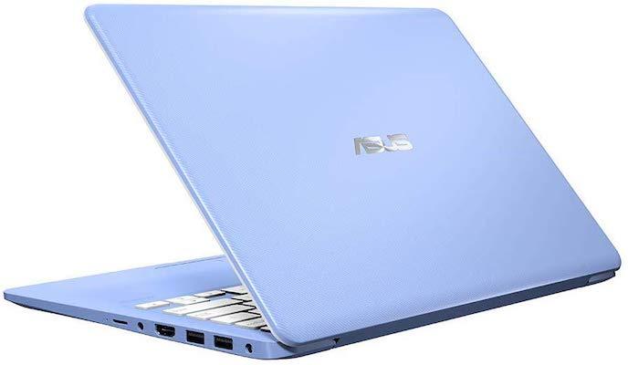 ASUS Cloudbook E406SA lid