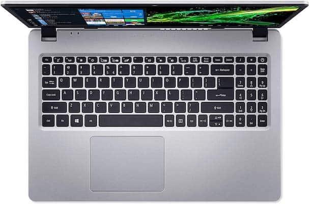Acer Aspire 5 (A515-43-R19L) keyboard