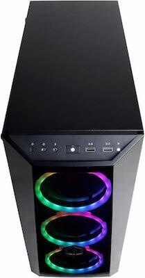 CYBERPOWERPC Gamer Xtreme GXiVR8060A8 top