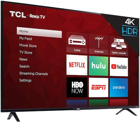 TCL 55S425 FRONT