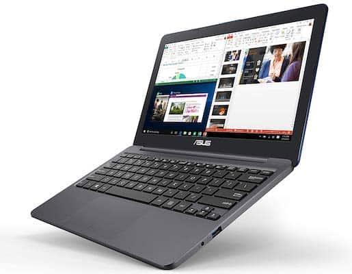 ASUS VivoBook L203MA screen