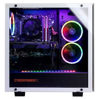 CyberPower Gamer Master GMA1400A side