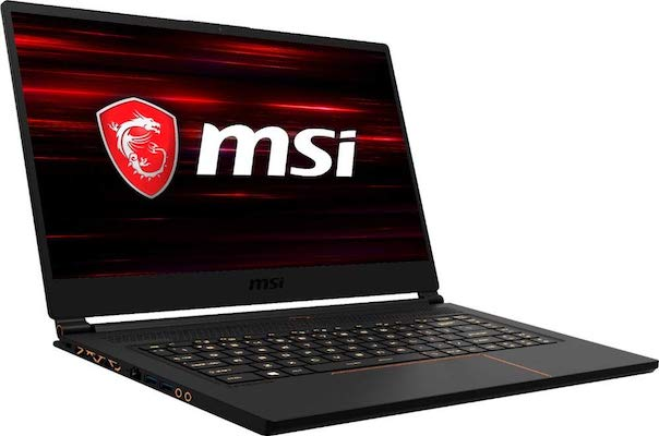 MSI GS65 Stealth-006 screen