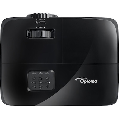 Optoma HD143X back