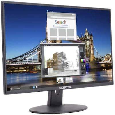 Sceptre E205W-16003R screen