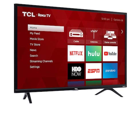 TCL 32S327 front