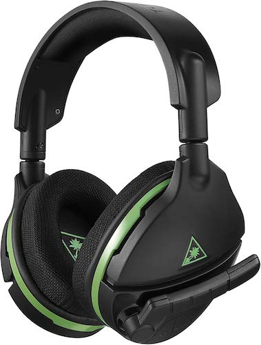 Turtle Beach Stealth 600 mouthpiece