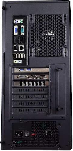 Periphio Gaming Desktop ports