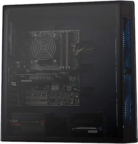Periphio Gaming Desktop side panel
