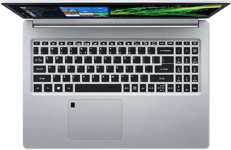 Acer Aspire 5 A515-54-59W2 keyboard