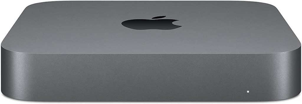 New Apple Mac Mini sleek