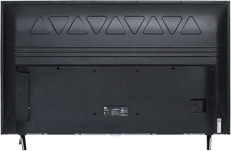 TCL 50S425 rear