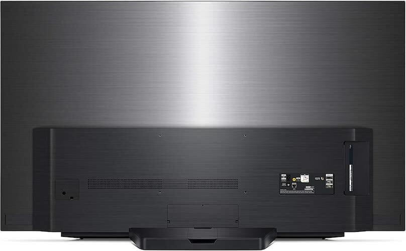 LG OLED65CXPUA (LG CX, 2020) back