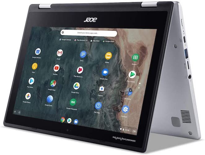 Acer Chromebook Spin 311 ports