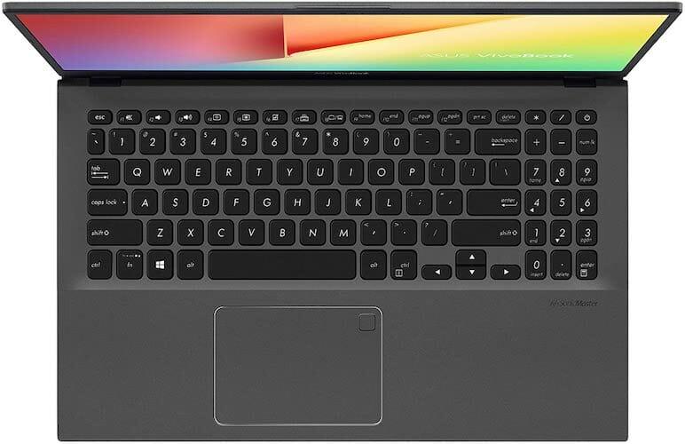 ASUS VivoBook 15 (F512JA-AS54) keyboard