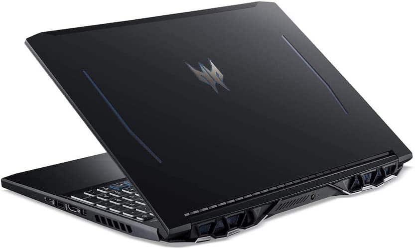 Acer Predator Helios 300 PH315-53-71VG ports