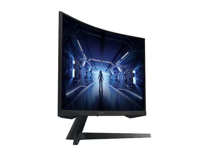 Samsung Odyssey G5 (LC32G55TQWNXZA) screen copy