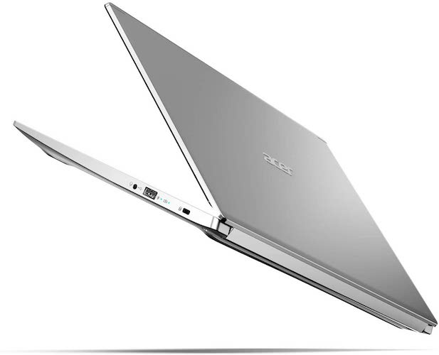 Acer Aspire 5 A515-55G-57H8 lid
