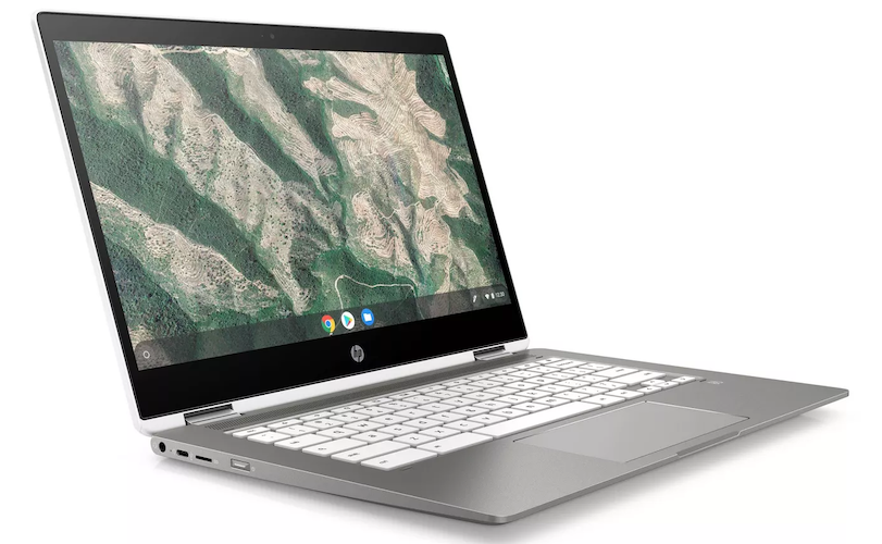 HP 14b-ca0010nr Chromebook X360 keyboard