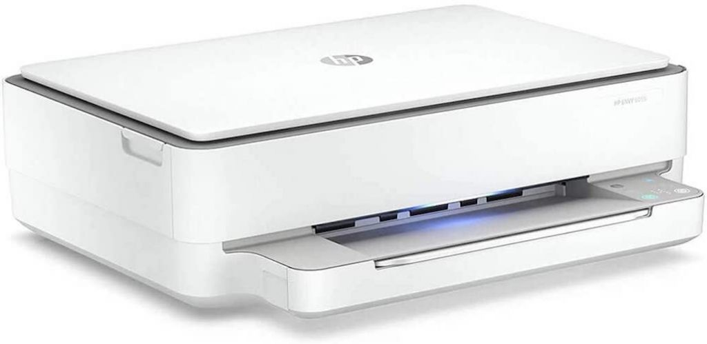 HP Envy 6055 All-in-One front