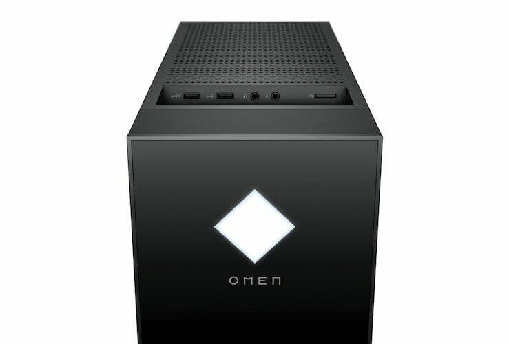 HP Omen 30L GT13-0092 ports