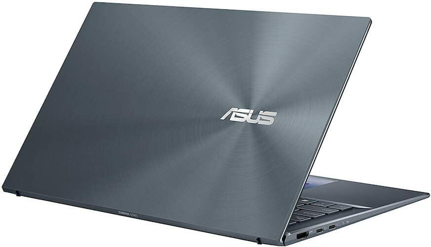 ASUS ZenBook 14 UX435EG-XH74 ports