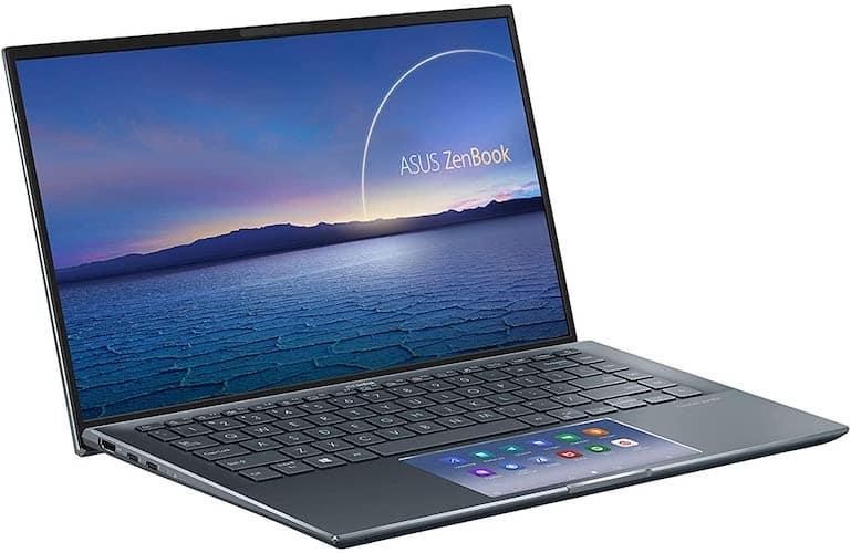 ASUS ZenBook 14 UX435EG-XH74 screen