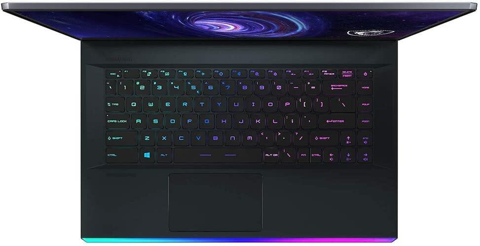 MSI GE66 Raider 10UG-211 keyboard